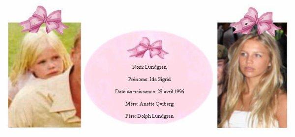 Famille Lundgen