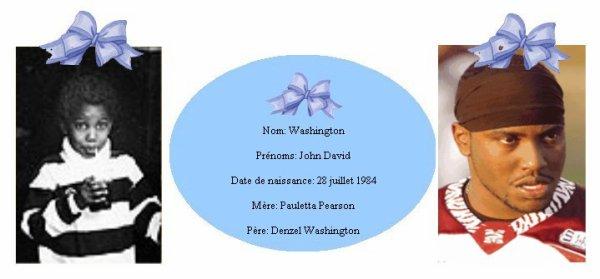 Famille Washington