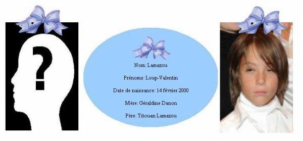 Famille Lamazou/Poupon