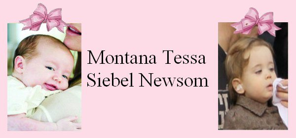 Famille Siebel Newsom