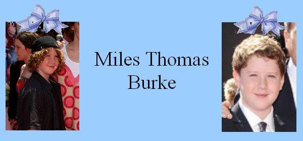 Famille Burke