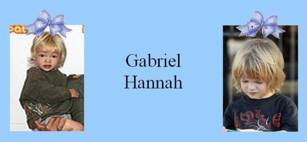 Famille Hannah