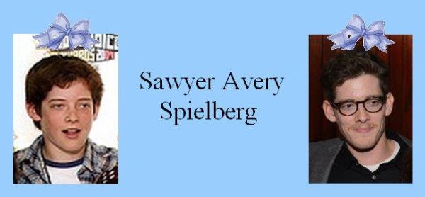 Famille Capshaw/Spielberg