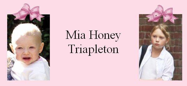 Famille Thriapleton/Mendes