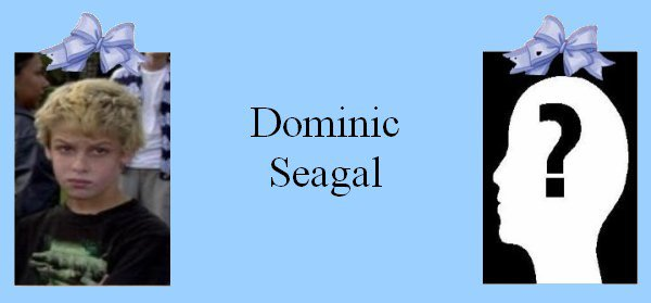 Famille Seagal