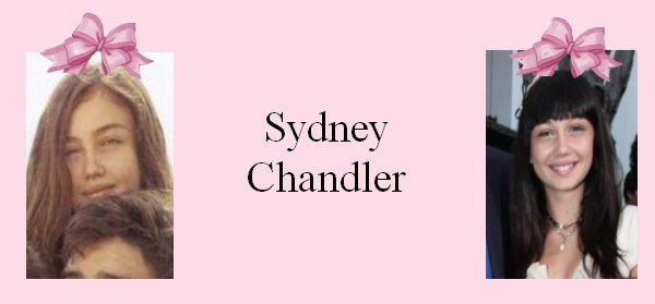 Famille Chandler