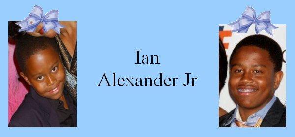 Famille Alexander