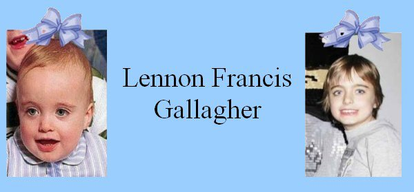 Famille Kerr/Gallagher