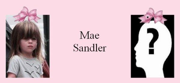 Famille Sandler