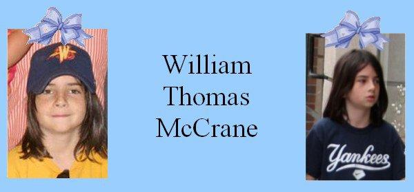 Famille McCrane