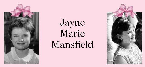 Famille Mansfield/Hargitay/Cimber
