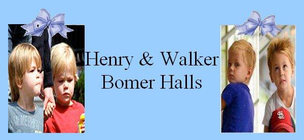 Famille Bomer-Halls