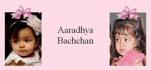 Famille Bachchan