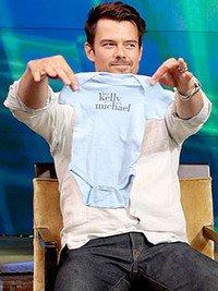 Baby Boy pour Josh Duhamel & Fergie !
