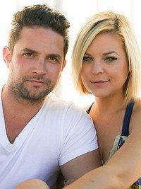 Kirsten Storms & Brandon Barash bientôt parents !