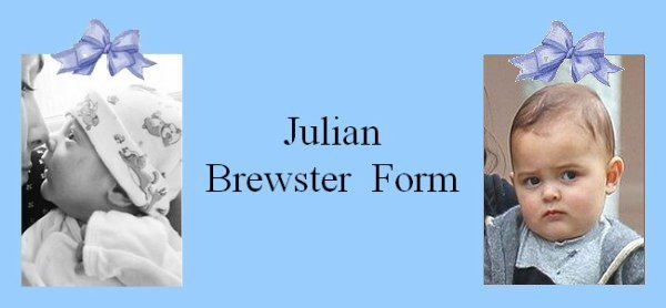 Famille Brewster-Form