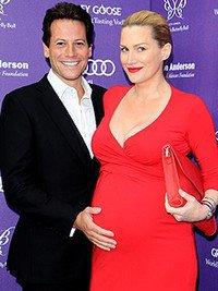Alice Evans & Ioan Gruffudd a nouveau parents !