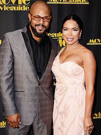 Maya Gilbert & Rockmond Dunbar parents !
