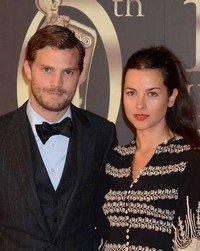 Amelia Warner & Jamie Dornan Parents
