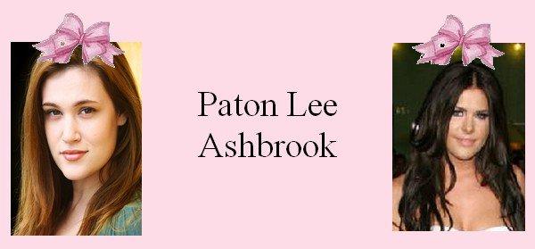 Famille Lamas/Ashbrook