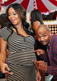 Vanessa Simmons & Mike Wayans sont parents !