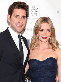 Emily Blunt & John Krasinski parents !