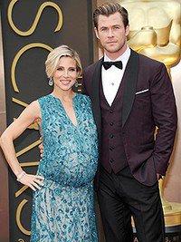 2 petits boy pour Elsa Pataky & Chris Hemsworth !