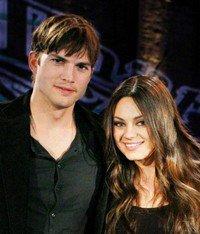 Bébé en route pour Mila Kunis & Ashton Kutcher !