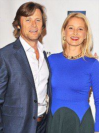 Katherine LaNasa & Grant Show parents !