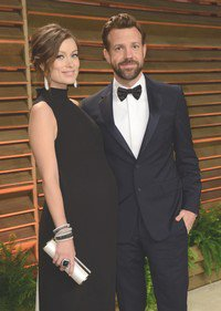Olivia Wilde & Jason Sudeikis parents !