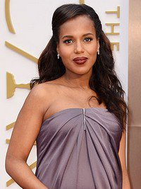 Kerry Washington maman !