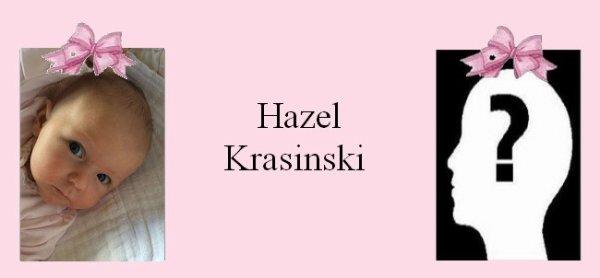 Famille Krasinski