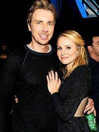 Kristen Bell & Dax Shepard attendent leur deuxième enfant !