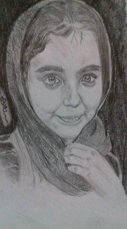 Mon dessin ❤❤