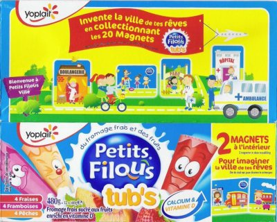 PETITS FILOUS: IMAGINE TA VILLE