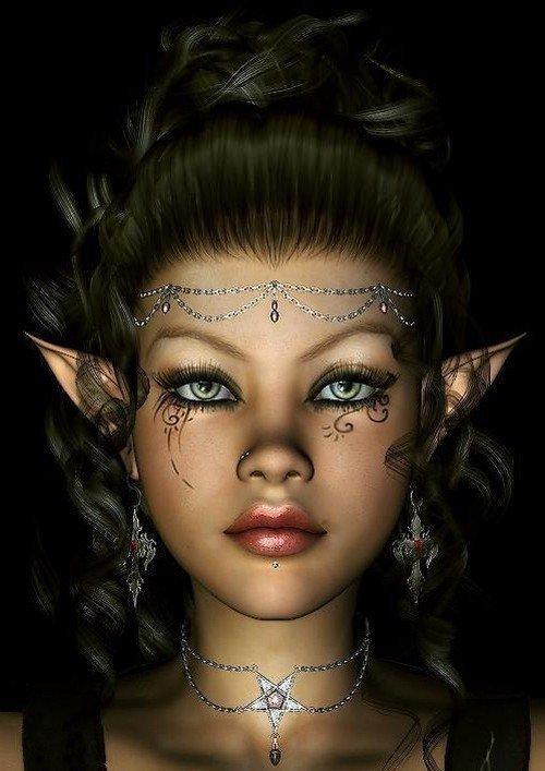 ce soir avec les elfes