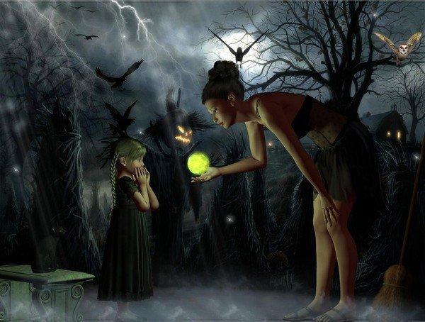 La petite fée de l'aurore...