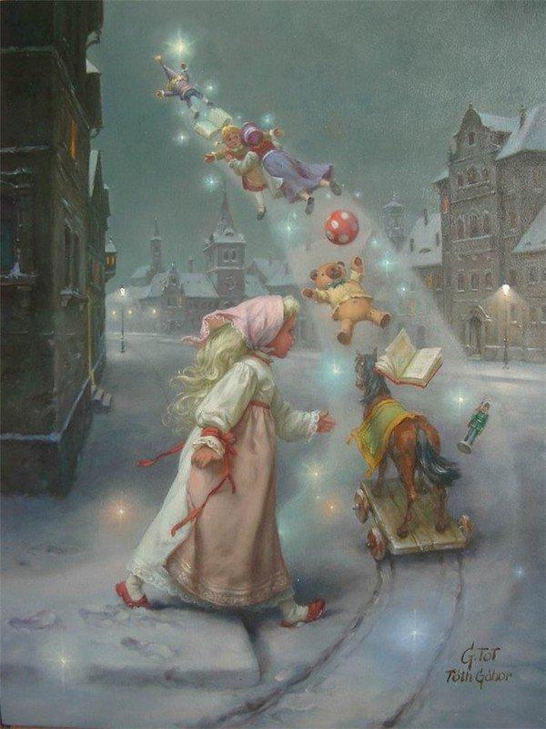 C'est Noel tous les jours ... (Poeme)