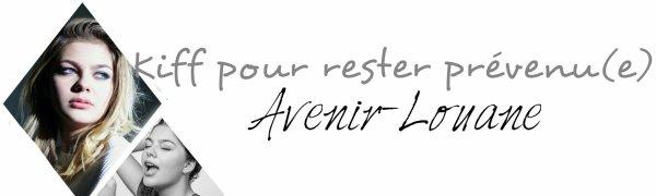 •● Louane ~ Je Vole + Sondage ●•