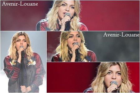 Louane aux Victoires De La Musique 2016 ! ♡