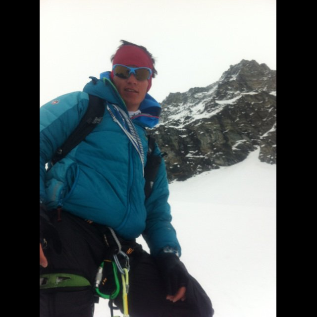 Website David Salamin athlète Ski Alpinisme