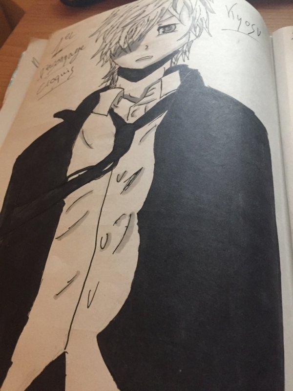 Personnage Principale (en quête d'un futur Manga)