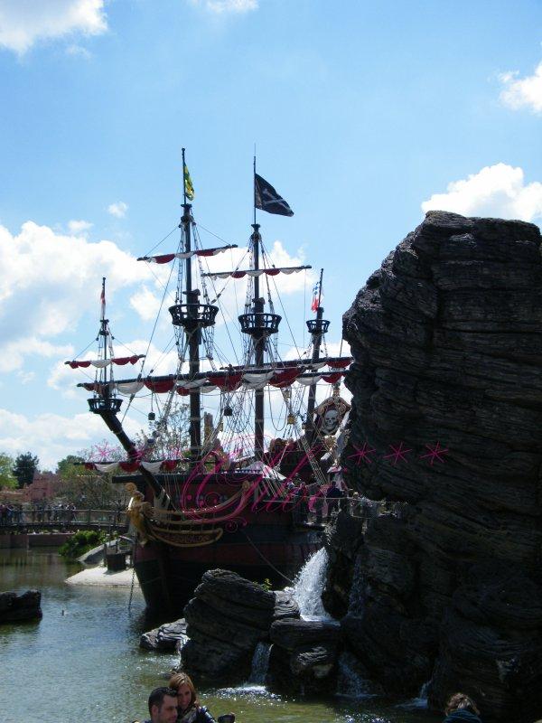 Disney le 12 mai 2012