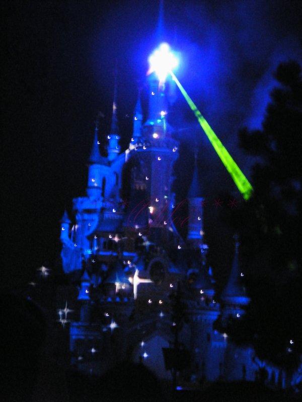 Disney le 1er septembre 2012