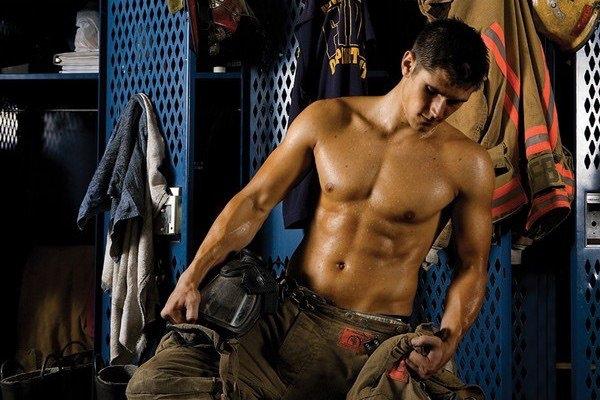 Les soldats du feu comme on les aimes