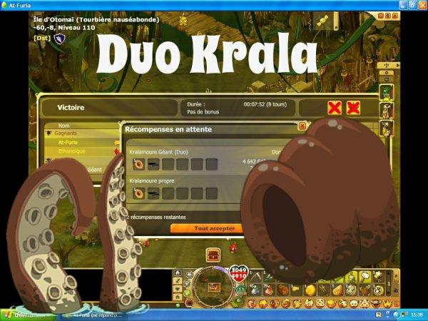 Du Krala , un  Bworker et du colosse