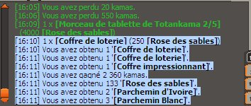 Avancement DDG , G&G , Roses