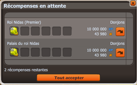 Duo Ombre , Nidas , Annonce .