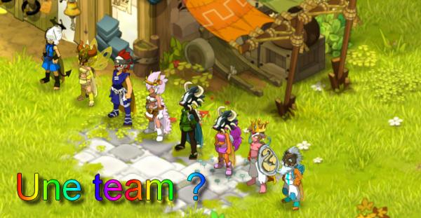 Ombre , Team ? , 3 mois