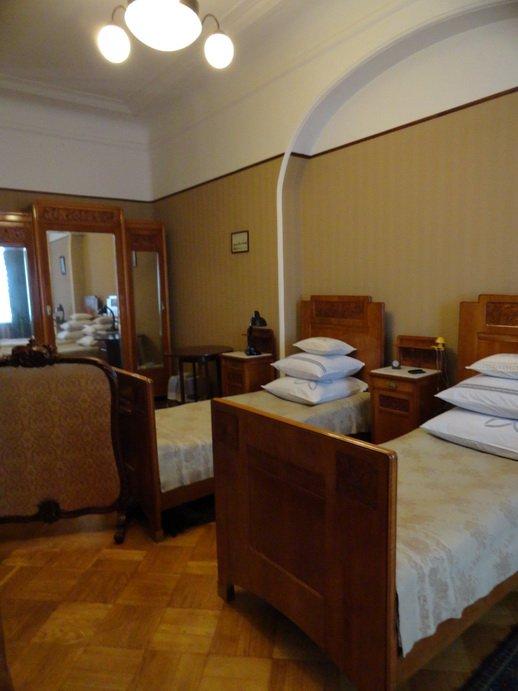 Visite chez Sergey Kirov